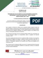 ACUERDO 008 PDM PTO RICO