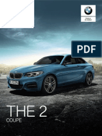 Ficha Técnica BMW 220iA Coupé Executive 2020