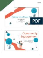 Phoenix-Talent School Board Student Investment Account presentation