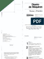 diseño de maquinas - teoria y practica deutschman