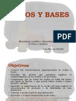1 ÁCIDOS Y BASES