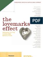 Lovemarks Effect