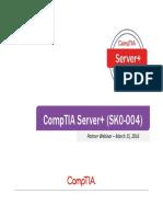 Server Information SK0-004