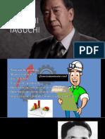 Filosofías orientales taguchi shigeo