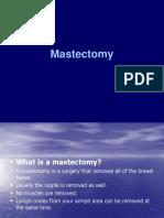 Mastectomy.ppt