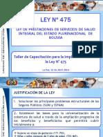 LEY Nº 475.pptx