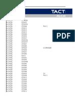 LISTA DE PROVEEDORES VALENCIA 31-01-2020