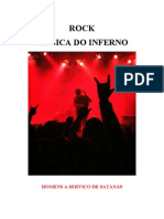 Rock a Musica Do Inferno Testemunho.