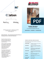 Carbon Brushes, A Comprehensive Pocket Field Guide