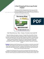 Jual Fruitplan Obat Pelangsing Badan Di Karawang 08122231367 Bisa COD