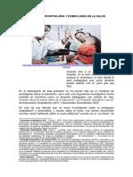 ARTICULO UNIV. NACIONAL PEDAGOGIA HOSPITALARIA Y DOMICILARIA.
