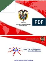 Id en Tic en Colombia Aspectos Bsicos588