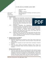 RPP KD 3.2 dan 4.2 Bioproses sel