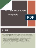 Sa'd ibn Abi Waqqas