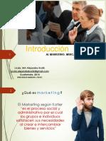 Modulo 1 Introducción al Marketing, El Mercado y la Segmentación