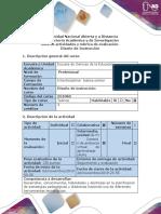 Guía de actividades y rúbrica de evaluación - Fase 4 - Presentación de la propuesta pedagógica apoyada en el recurso de la web wix (1) (1)