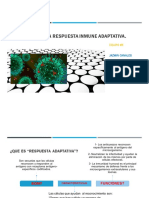 "Equipo 5 ""Cels Resp Inmune Adaptativa"" ENF02A 20-2"