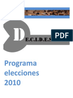 Programa Jose Dos