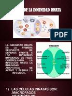 """Equipo 9 """"Cels Resp Inmune Innata"""" ENR02A 20-2"""