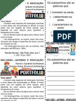 1 Adaptações Lingua Portuguesa 1