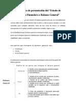 Formas de presentacion de balance general docx