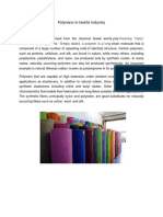 Polymers in textile industry.docx