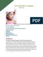 Trastornos del Habla y Lenguaje.docx