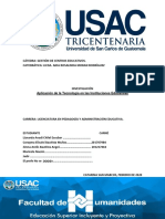 Aplicación de la tecnología en las Instituciones educativas.docx