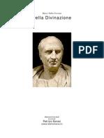 Mythology] Cicerone Sulla Divinazione
