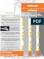 PATROCÍNIO SOULPOWER PDF