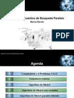 Charla3 - Seminario Multidisciplinario de Comp Cientifica