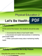 Physical Education 2