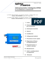 Posizionatori digitali intelligenti SP500_