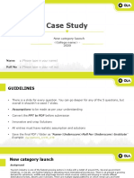 Consulting Case Study