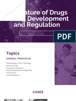 Nature of Drugs and Drug Development ad Regulations.pdf
