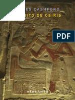 El mito de Osiris. Jules