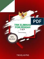 TRIK ELIMINASI POINT RENDAH TKP