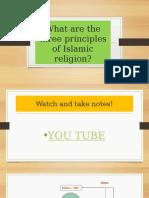 Spirit of Islamic Civilization ppt