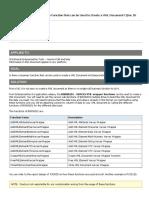 BSFN to create XML Document