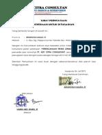 6. CV. ARIANGGA (CAD OPERATOR)