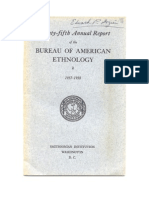Seventy-Fifth Report of the Bureau of American Ethnology 1957-1958