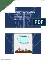 Handout E2P 2020-Principle of Electricity