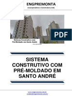 Sistema Construtivo Com Pré-Moldado Em Santo André