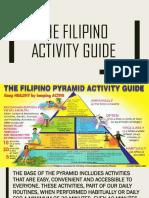 THE FILIPINO ACTIVITY GUIDE