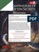 COFSA The Compendium of Forgotten Secrets - Awakening 1.11 (Abridged) (1).pdf