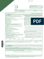 Anexo I. Solicitud de Permiso y Licencias