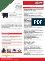Catalogo eletronico On Line Laser GII 5000_6000_7500 - R00