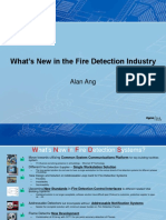 What is New in the Fire Detection Industry