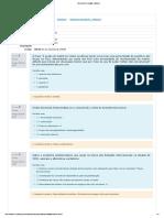 CRI - Exercícios de Fixação - Módulo I