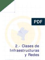 2clases de Infraestructuras y Redes